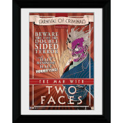 Batman Circus Two Face - 30 x 40cm Collector Prints