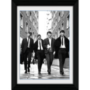 The Beatles In London Portrait - 30 x 40cm Collector Prints