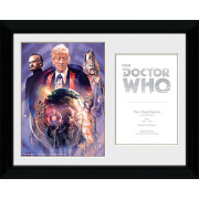 Doctor Who 3rd Doctor Jon Pertwee   30 X 40cm Collector Prints