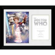 Doctor Who 6th Doctor Colin Baker   30 X 40cm Collector Prints