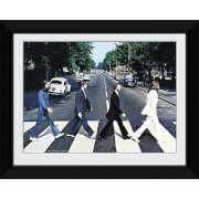 """The Beatles Abbey Road - 8"""""""" x 6"""""""" Framed Photographic"""