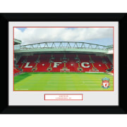"""Liverpool Anfield - 8"""""""" x 6"""""""" Framed Photographic"""