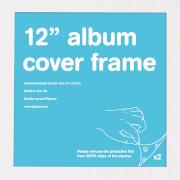 """White Frame Album - 12"""""""" x 12"""""""
