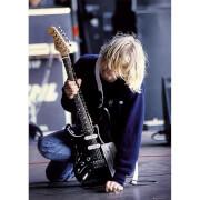 Kurt Cobain Guitar - Giant Poster - 100 x 140cm