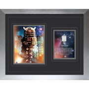 Doctor Who Daleks - High End Framed Photo - 16