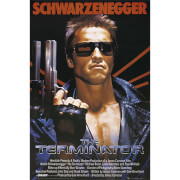 The Terminator One Sheet - Maxi Poster - 61 x 91.5cm