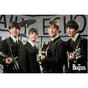 The Beatles Daily Echo - Maxi Poster - 61 x 91.5cm