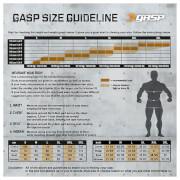 GASP No1 Mesh Pants - Black/White