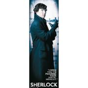 Sherlock Solo - Door Poster - 53 x 158cm