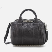 Alexander Wang Women's Rockie Pebble Leather Bag - Black/Nickel Hardware