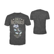 Dry Bones - T-Shirt (Grey)