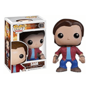 Supernatural Sam Pop! Vinyl Figur