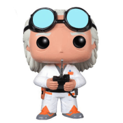 Back to the Future Doc Brown Pop! Vinyl Figure