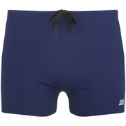 Zoggs Men's Cottesloe Hip Racer Swim Shorts - Navy