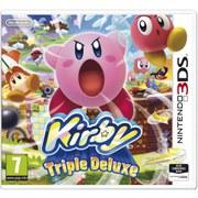 Kirby Triple Deluxe - Digital Download