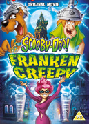 Scooby-Doo Frankencreepy