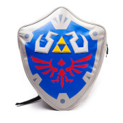 Mochila The Legend of Zelda: Skyward Sword Escudo Hyliano - Gris