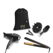 ghd IV Styler and Air Kit Bundle