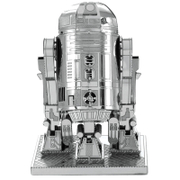 Star Wars R2D2 Metal-Bausatz