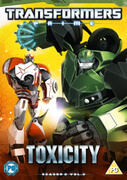 Transformers  Series 2 Volume 3  Toxicity