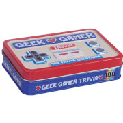 Geek Gamer Trivia Cards