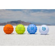Image of Sphero Robotic Ball Nubby Cover - Orange