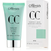 skinChemists Perfect Skin CC Cream with SPF 30 – Medium (30ml)
