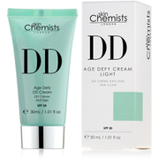 skinChemists Age Defying DD Cream with SPF 30 – Light (30ml)