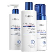 LOreal Professionnel Serioxyl Kit 2 For Coloured Thinning Hair (615ml)