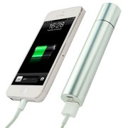 3 in 1 Powerbank, Torch and Hand Warmer - Silver