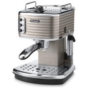DeLonghi Scultura Espresso Coffee Machine  Champagne Gloss