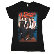 The Vamps T-Shirt (Black) - M