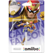 Captain Falcon No.18 amiibo