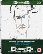 Breaking Bad: Season 2 - Zavvi UK Exclusive Limited Edition Steelbook