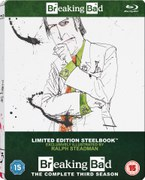 Breaking Bad: Saison 3 - Steelbook Exclusif Limité pour Zavvi (+ Version UV)