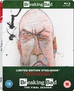 Breaking Bad: La Temporada Final - Steelbook Exclusivo de Edición Limitada (Copia UltraViolet incl.)
