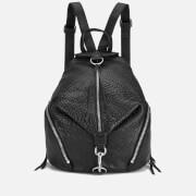 Rebecca Minkoff Women's Julian Leather Backpack - Black