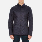 Barbour Heritage Mens Liddesdale Quilt Jacket  Navy  XL