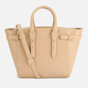 Aspinal of London Women's Marylebone Medium Tote Bag - Deer Brown