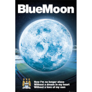 Manchester City Blue Moon 2014 - Maxi Poster - 61 x 91.5 cm