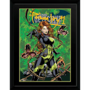 DC Comics Poison Ivy - 16 x 12 Framed Photgraphic
