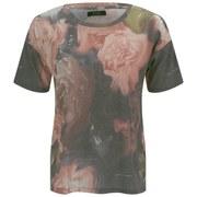 VILA Women's Ghost T-Shirt - Phantom
