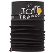 Buff Le Tour De France Windproof Neckwarmer  Tour Black