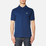 Lacoste Men's Polo Shirt - Deep Blue
