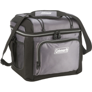 Coleman 24 Can Soft Cooler Bag with Hard Liner