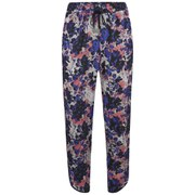 ONLY Women's Mason Loose Trousers - Cloud Dancer