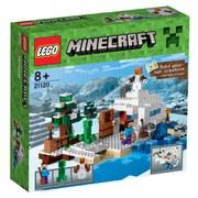LEGO Minecraft: La cachette dans la neige (21120)