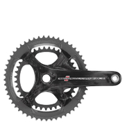 Campagnolo Record 11 Speed Ultra Torque Carbon Compact Chainset - Black