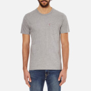 Levi's Men's Sunset Pocket T-Shirt - Grey