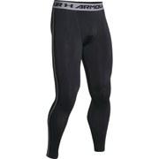 Under Armour Men's Armour HeatGear Compression Training Leggings - Black/Steel